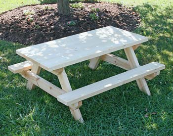 Plans To Build A Childrens Picnic Table | Search Results | DIY ...